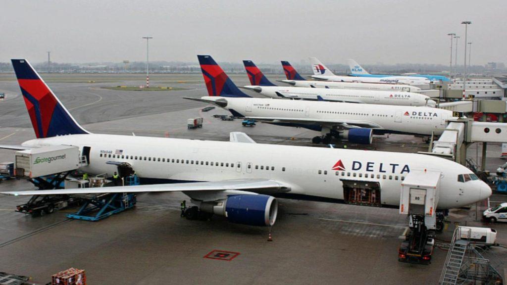 Delta 1024x576 - Авиакомпания Delta не будет осуществлять прямые рейсы в Россию