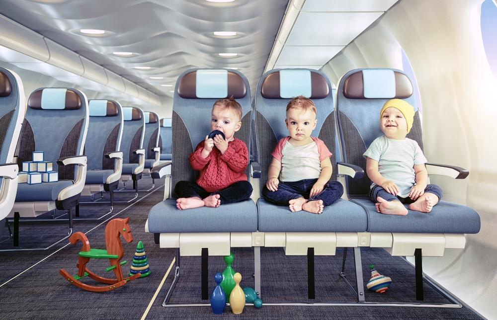 Depositphotos 123648498 m 2015 - Льготы на авиабилеты получат многодетные семьи