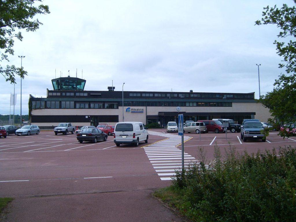 Аэропорт Мариехамн