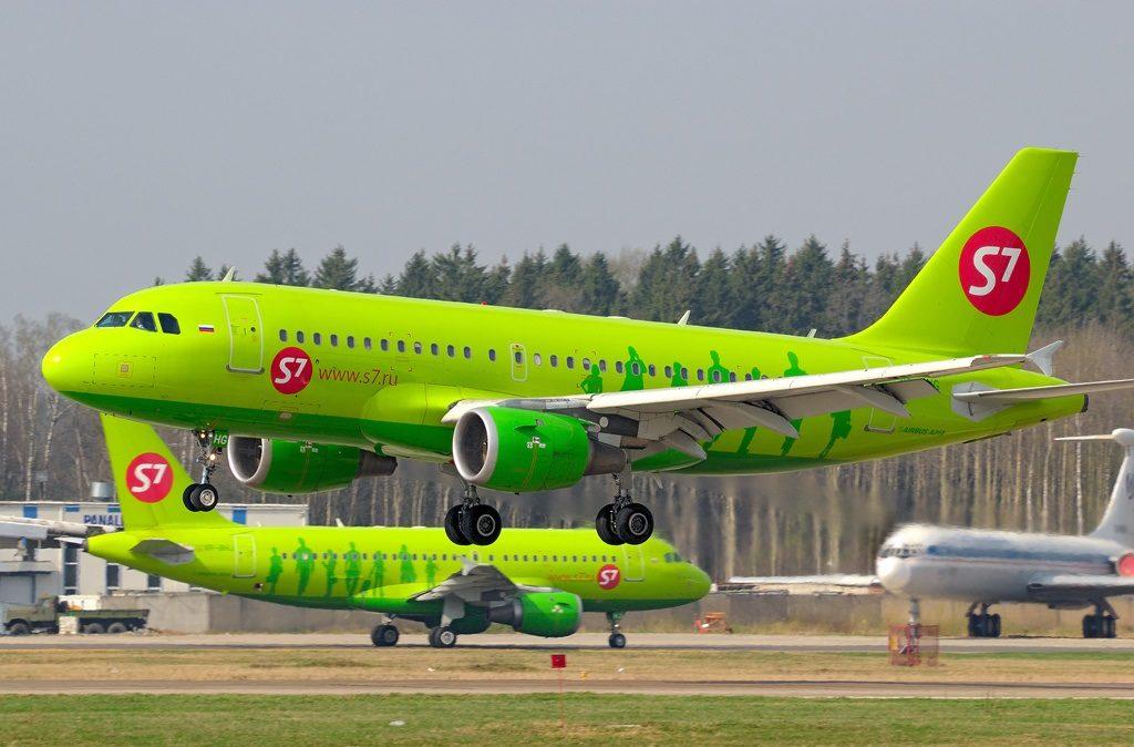 S7 Airlines 1 1024x674 - Авиакомпания S7 Airlines не будет создавать лоукостер