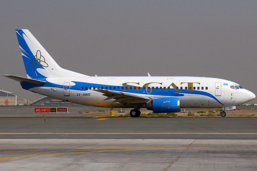 Scat 1024x683 - Из-за технической неисправности Scat отложил вылет в Египет