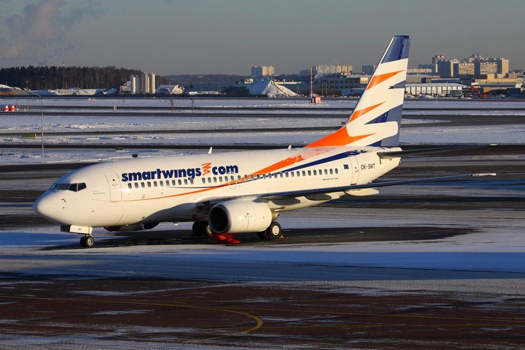 SmartWings 1024x683 - Авиакомпания SmartWings открывает маршрут Париж - Варна