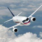 Sukhoi SuperJet 100 150x150 - Первый регулярный авиарейс из Крыма в Сочи заполнен на 90 процентов