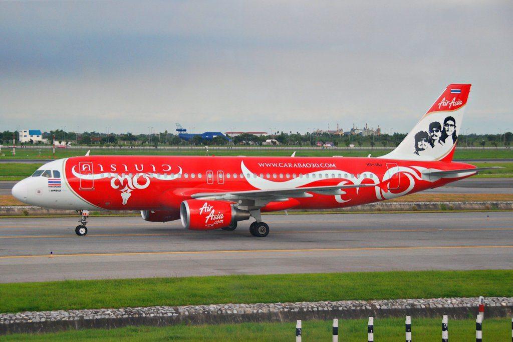 Thai AirAsia 1024x682 - Самолет авиакомпании Thai AirAsia совершил вынужденную посадку