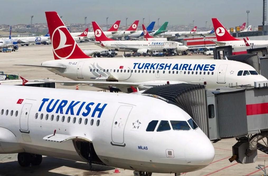 Turkish Airlines 1 - Turkish Airlines оштрафовали за ввоз в Россию пассажиров без виз