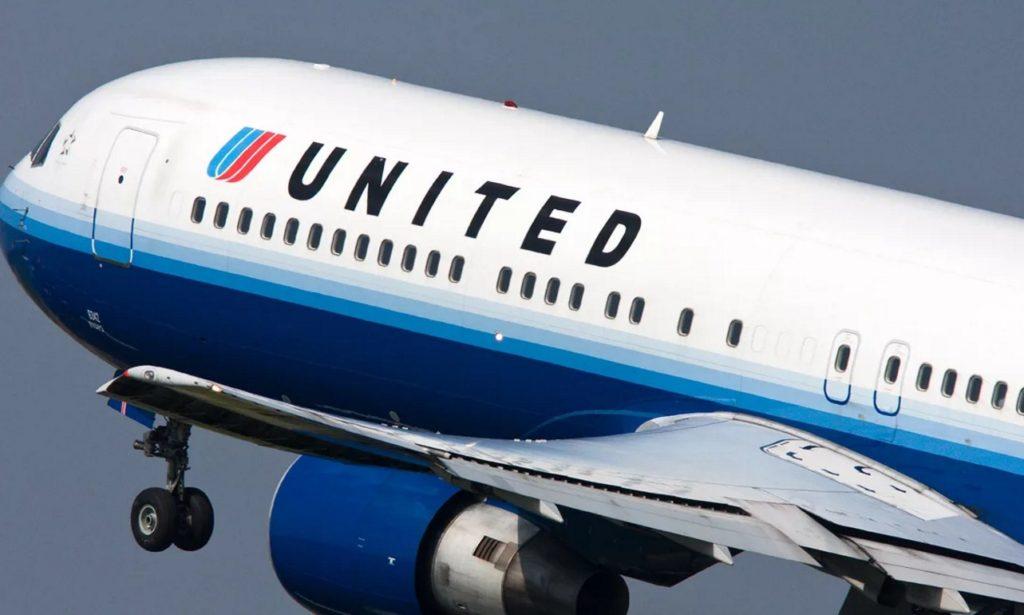 United Airlines 1 1024x615 - United Airlines совершила вынужденную посадку из-за собаки