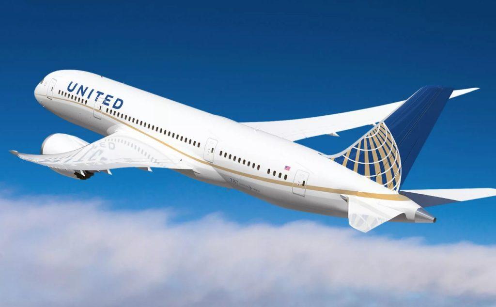 United Airlines 1024x634 - United Airlines отказалась менять бонусы на лотерею