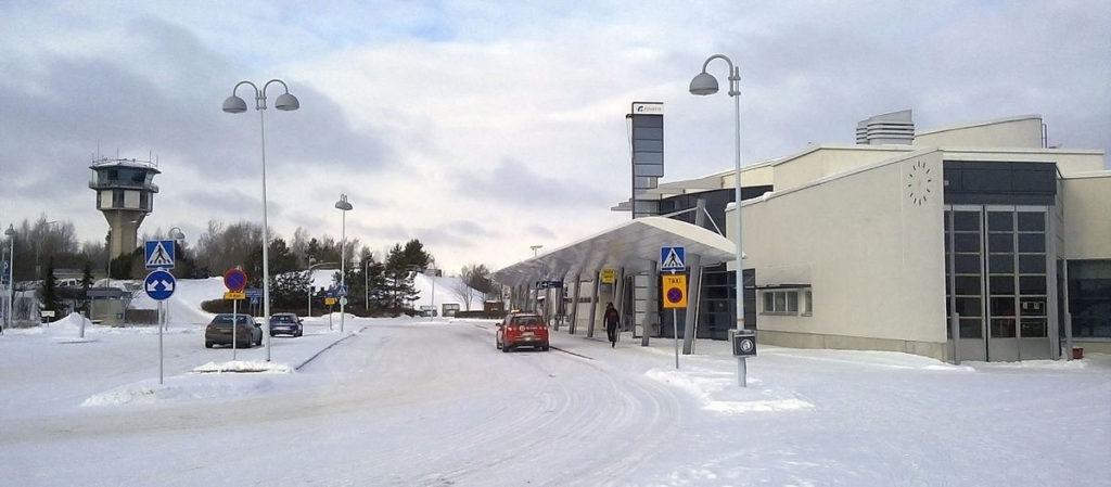 Аэропорт Васа