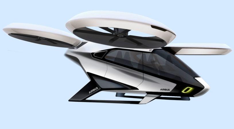 Airbus: аэротакси CityAirbus будет летать уже в этом году
