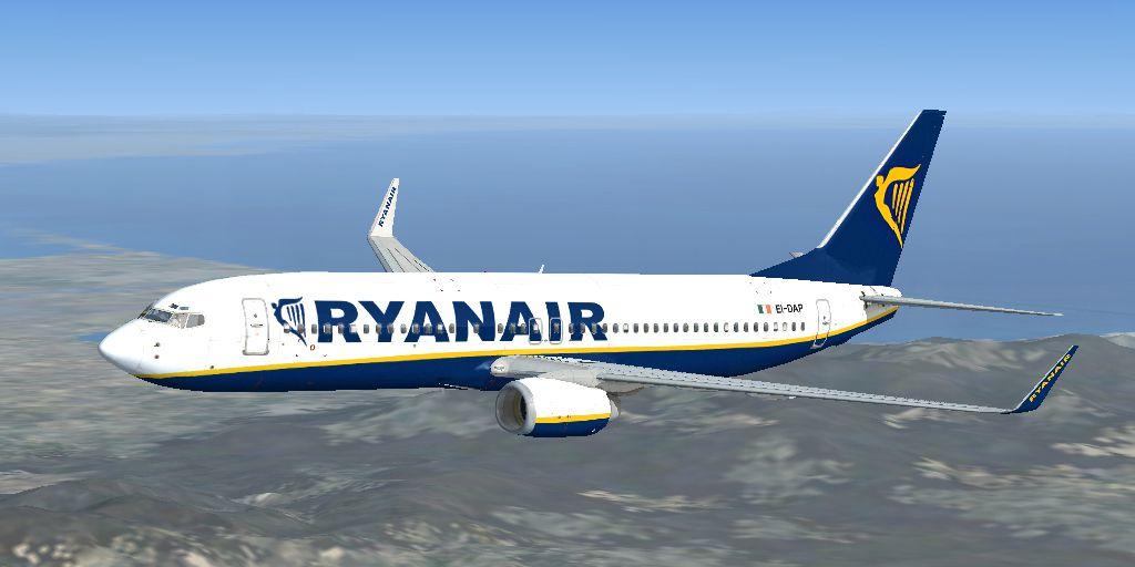 araynair - Авиакомпания Ryanair возможно прекратит полеты после Brexit