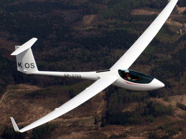 dla009 - Почему и как летает планер без мотора?
