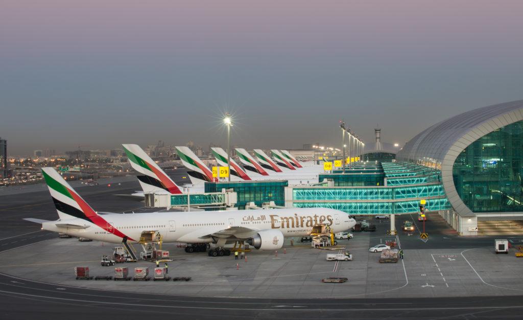 Аэропорт Дубая закроет одну из ВПП 2019 году
