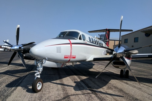 Beechcraft King Air 350ER для Кувейта