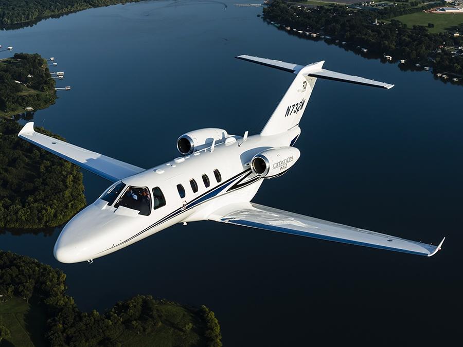 m2 exterior - Cessna Aircraft Company
