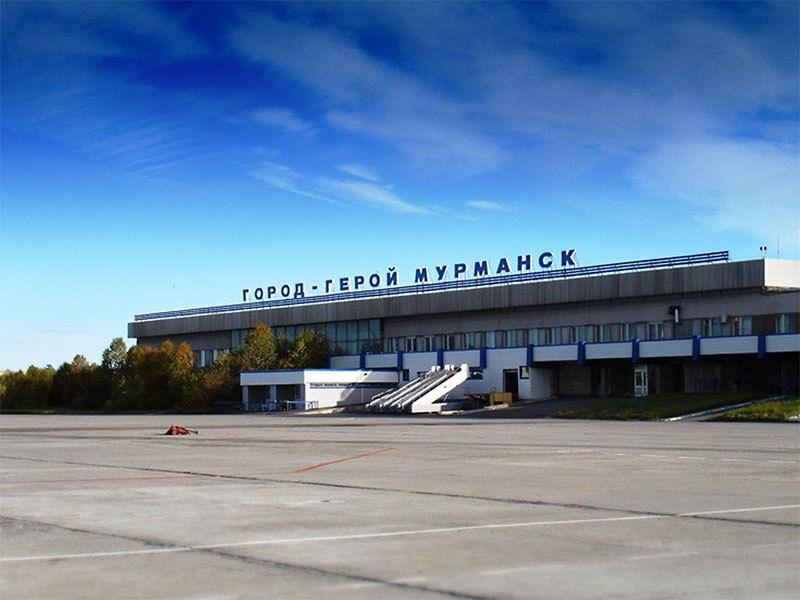 Аэропорт «Мурманск
