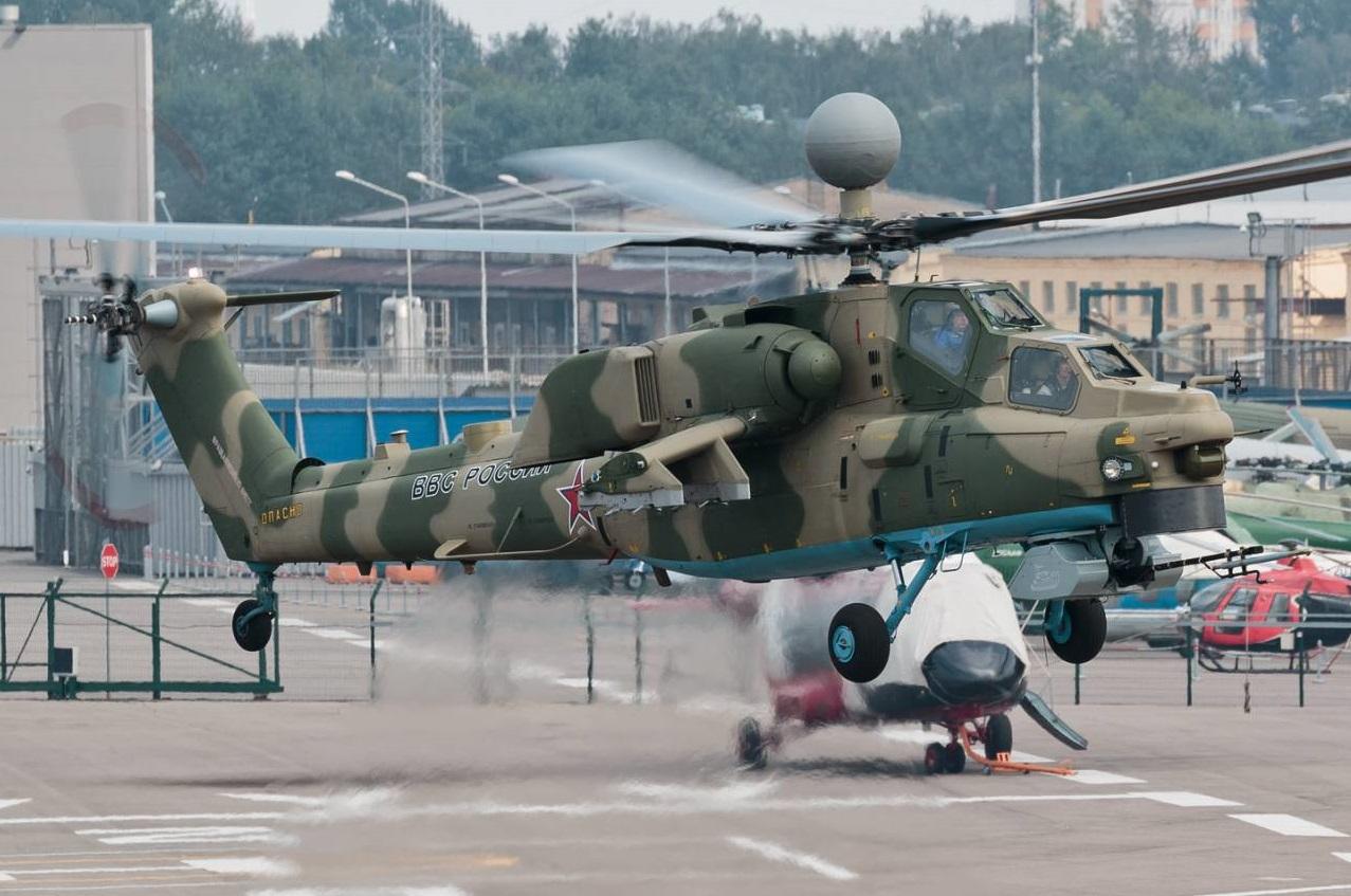 novosti proekta mi 28nm 1 - Модернизированный Ми-28НМ представят на форуме «Армия-2018»