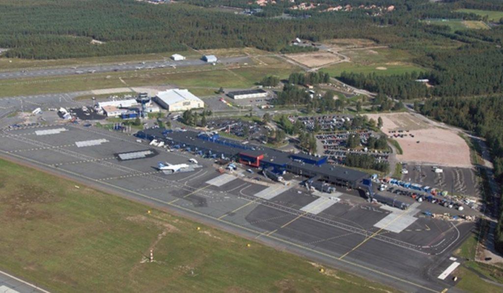 Аэропорт Оулу
