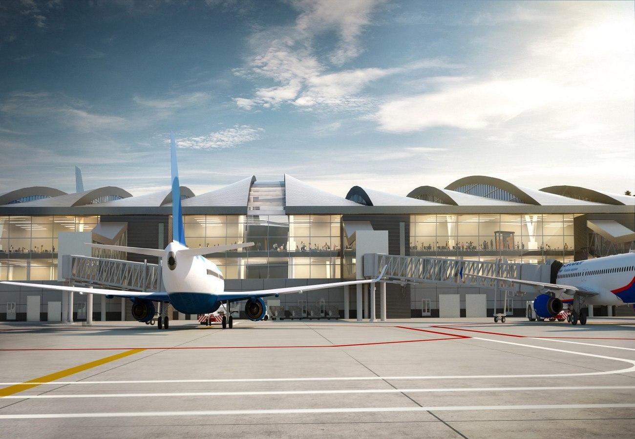platov 2 - Возле аэропорта «Платов» появится жилой аэрополис