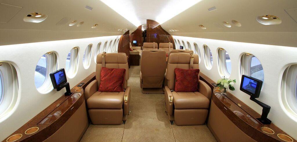 private jet - Билеты первый класс на самолет