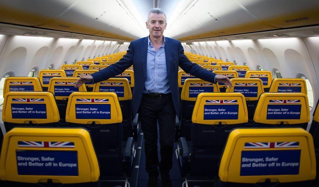 ryanair 1024x600 - Ryanair грозит прекратить полеты после Brexit
