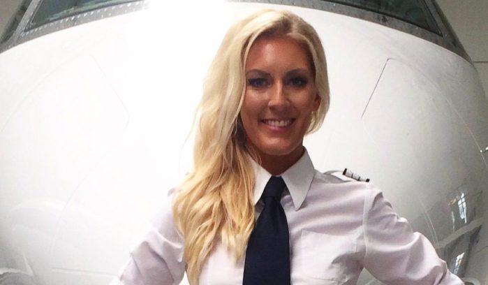 sussana - Самые красивые женщины-пилоты по версии портала aviav.ru