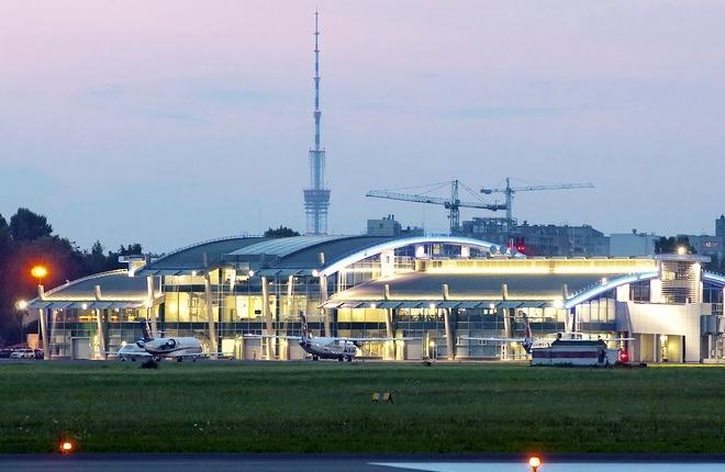 Пассажиропоток украинских авиаперевозчиков демонстрирует рост