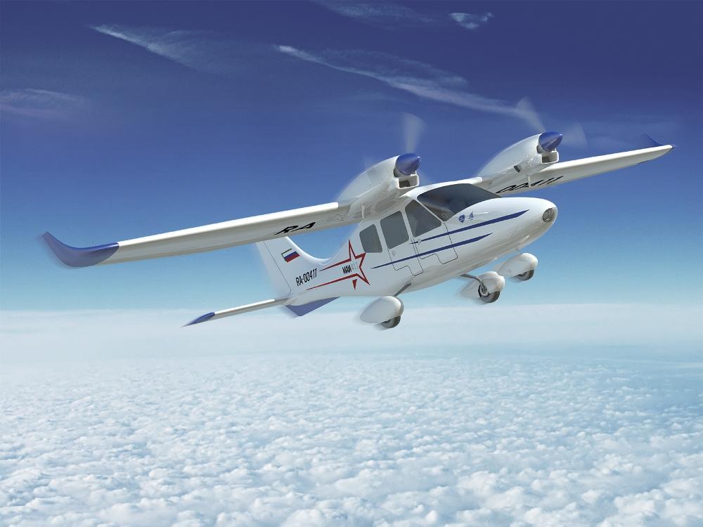 Легкомоторный МАИ-411 успешно прошел летные испытания