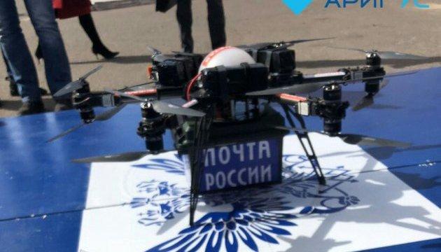 Беспилотник Почты России требует доработок