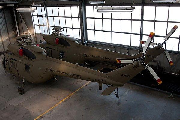 7484 - Фонд госимущества повторно выставил на торги вертолеты «Кубаньавиа»