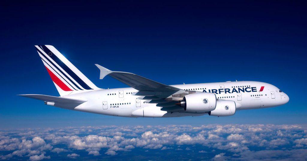 Air France 1 1024x538 1024x538 - Air France из-за забастовки потеряла 300 миллионов евро