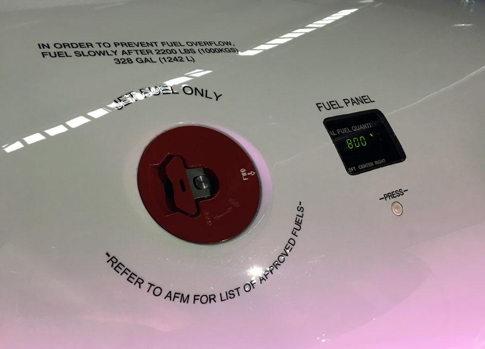 HondaJet fuelcheck - HondaJet - через терни ... в стратосферу