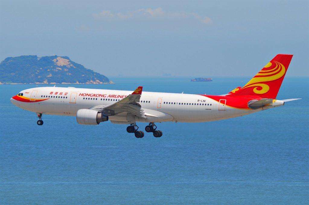 Hong Kong Airlines 1024x681 - Hong Kong Airlines возобновляет рейсы Москва – Гонконг