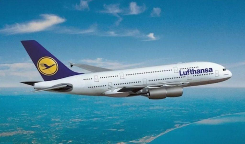 Lufthansa 1024x604 - Авиакомпания Lufthansa запустит дополнительные рейсы в Россию