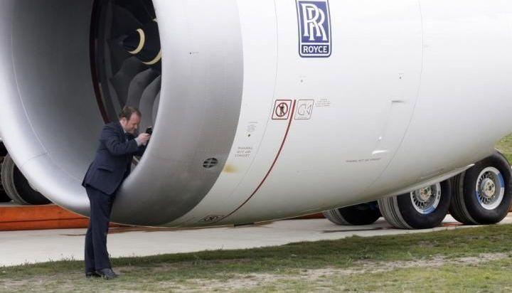 Rolls Roys - Проблемы Dreamliner   с двигателями  Rolls Royce