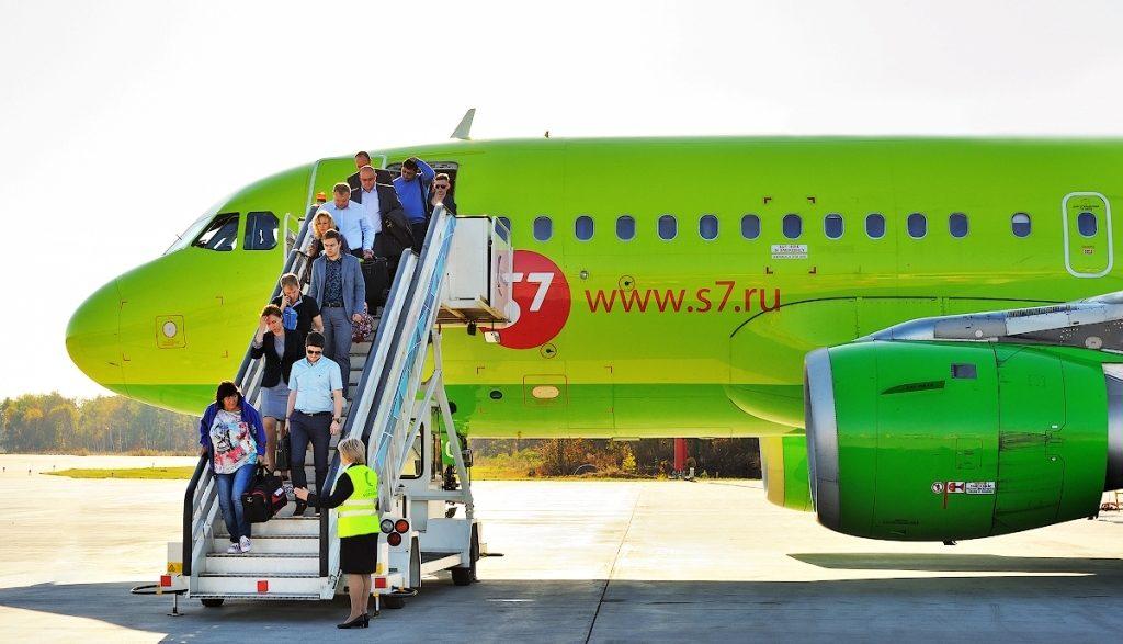 S7 Airlines 1024x587 - Авиакомпания S7 Airlines открывает новые регулярные рейсы