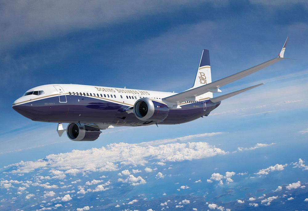 bbj max8 isle fly pr web - Летающий дворец.  Знакомьтесь  - Boeing Bussines Jet MAX 8!