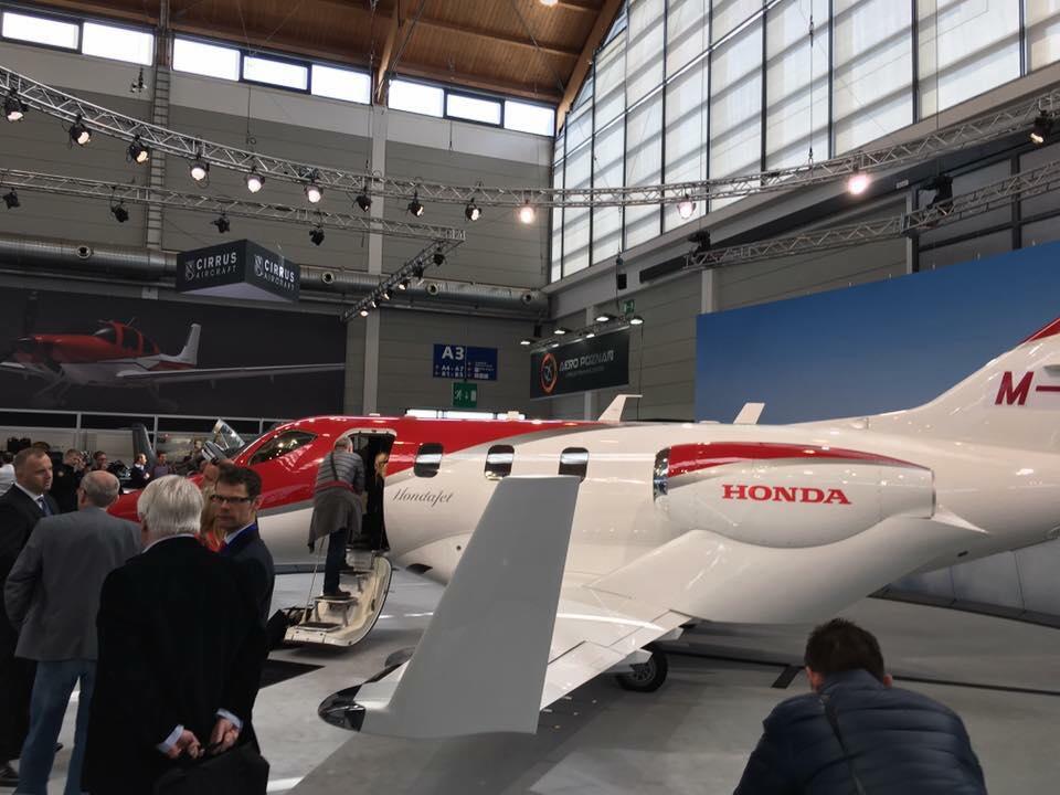 hondajet - HondaJet - через терни ... в стратосферу