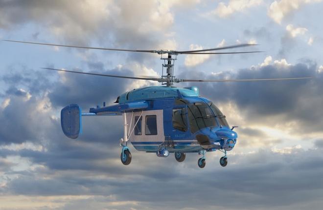 Теперь Ка-226Т можно эксплуатировать в условиях жаркого климата