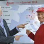 lauda 150x150 - Летать будет некому - 90 процентов пилотов Niki уже ушли в другие компании