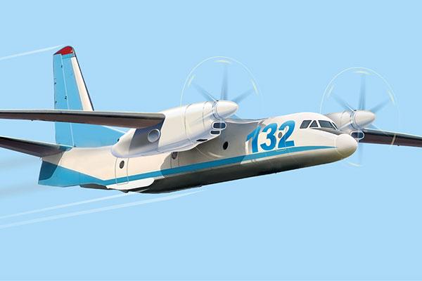 В Саудовской Аравии с 2021-го года будут собирать Ан-132, сообщает пресс-служба государственного авиастроительного предприятия Антонов (Украина).