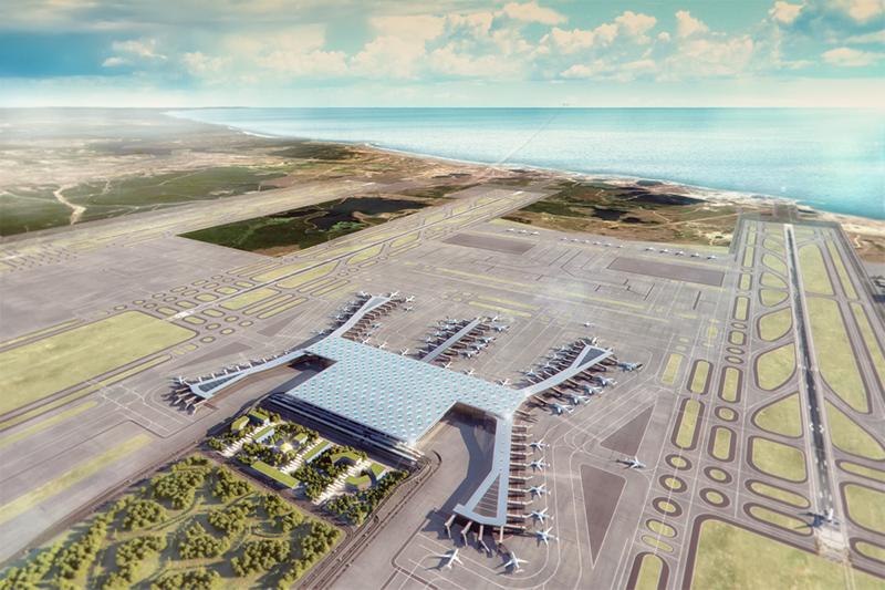 p 7553 - Новый аэропорт Турции и Turkish Airlines изменят авиационную карту мира