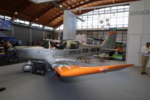 sonaca - AERO Friedrichshafen 2018 - Sonaca 200