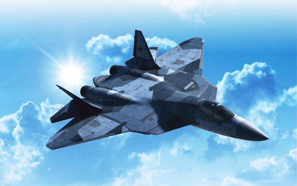 su 57 istrebitel 1024x640 - Су-57 не вызывает доверия у китайских военных