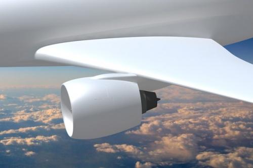 Airbus и Rolls-Royce создадут новый сверхэкономичный тербовентиляторный двигатель