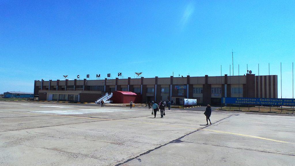 Аэропорт Семипалатинск