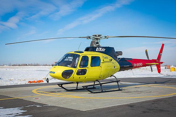 12044 - Горнолыжные курорты Франции: сколько стоит долететь туда на вертолете