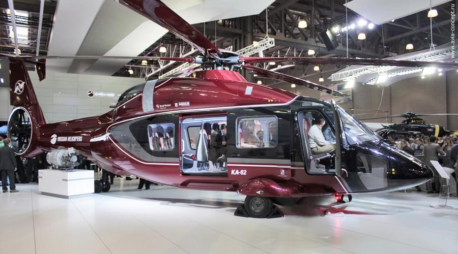 1377614526 1362663337 ka 62.2 - Новый российский вертолет Ка-62