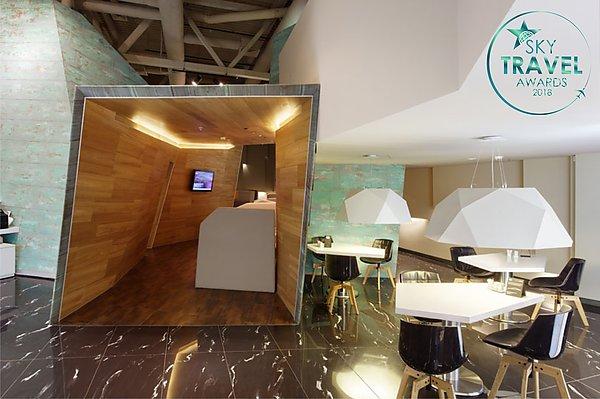 Аэропорт «Кольцово» получил премию Sky Travel Awards
