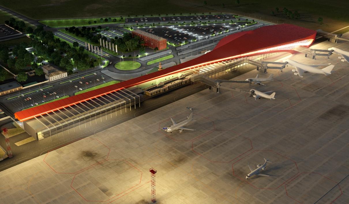 232626 - Строительство нового терминала в Челябинске стартует в июне