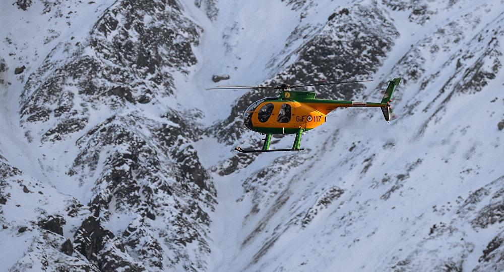 234539938 - Горнолыжные курорты Франции: сколько стоят вертолетные рейсы